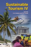 Cover image for Sustainable tourism IV