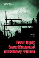 Cover image for Power supply, energy management and catenary problems
