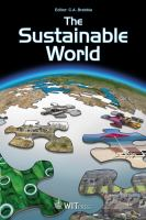 Cover image for The sustainable world