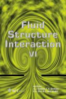 Cover image for Fluid structure interaction VI