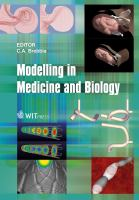 Cover image for Modelling in medicine and biology