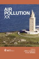 Cover image for Air pollution XX