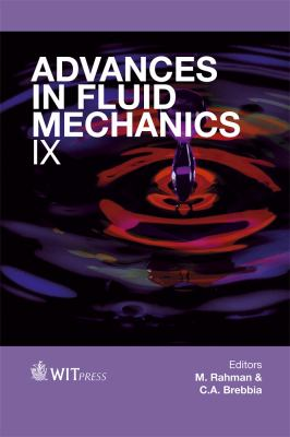 Cover image for Advances in fluid mechanics IX