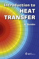 Cover image for Introduction to heat transfer