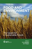 Cover image for Food and environment II : the quest for a sustainable future