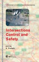 Cover image for Intersections control and safety