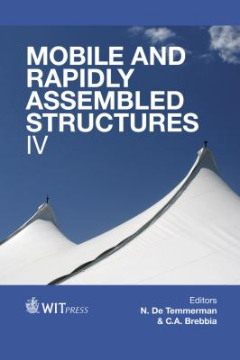Cover image for Mobile and rapidly assembled structures IV