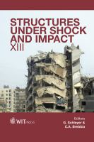 Cover image for Structures under shock and impact XIII