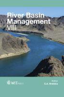 Cover image for River Basin Management VIII
