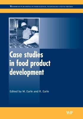 Cover image for Case studies in food product development