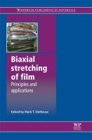 Cover image for Biaxial stretching of film : principles and applications