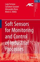 Cover image for Soft Sensors for Monitoring and Control of Industrial Processes