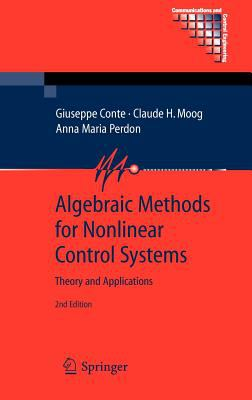Cover image for Algebraic methods for nonlinear control systems