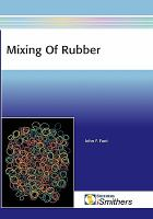 Cover image for Mixing of rubber
