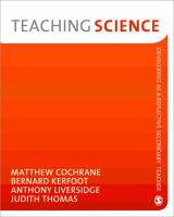 Cover image for Teaching science