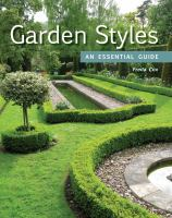 Cover image for Garden styles : an essential guide