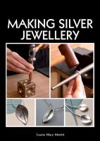 Cover image for Making silver jewellery