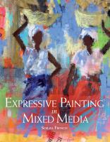Cover image for Expressive painting in mixed media