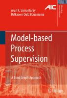 Cover image for Model-based process supervision : a bond graph approach