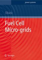 Cover image for Fuel cell micro-grids