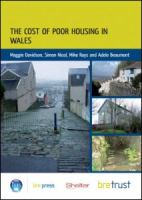Cover image for The cost of poor housing in Wales