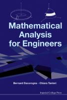 Cover image for Mathematical analysis for engineers