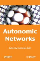 Cover image for Autonomic networks