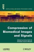 Cover image for Compression of biomedical images and signals