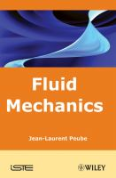 Cover image for Fundamentals of fluid mechanics and transport phenomena