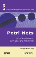 Cover image for Petri nets : fundamental models, verification and applications