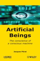 Cover image for Artificial beings : the conscience of a conscious machine