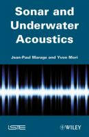 Cover image for Sonar and underwater acoustics