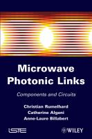 Cover image for Microwave photonic links : components and circuits