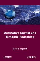 Cover image for Qualitative spatial and temporal reasoning