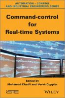 Cover image for Command-control for real-time systems