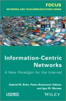 Cover image for Information centric networks : a new paradigm for the internet