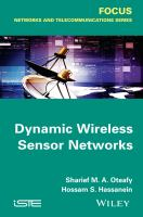 Cover image for Dynamic wireless sensor networks