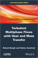 Cover image for Turbulent multiphase flows with heat and mass transfer