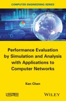 Cover image for Performance evaluation by simulation and analysis with applications to computer networks