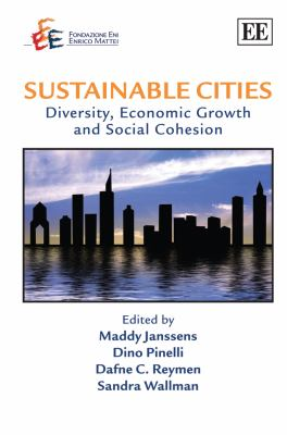 Cover image for Sustainable cities : diversity, economic growth and social cohesion