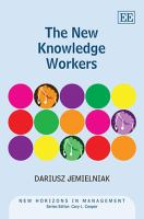 Cover image for The new knowledge workers