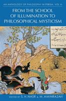 Cover image for An anthology of philosophy in Persia