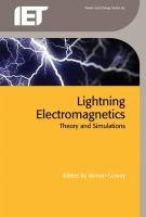 Cover image for Lightning electromagnetics
