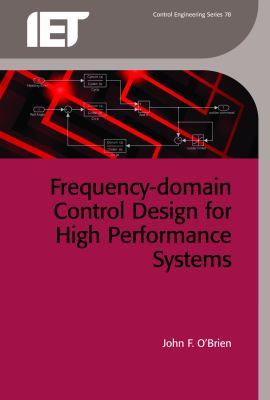 Cover image for Frequency-domain control design for high-performance systems