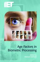Cover image for Age factors in biometric processing