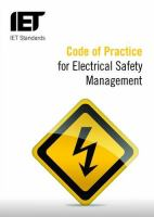 Cover image for Code of practice for electrical safety management