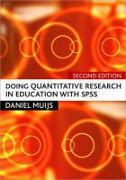 Cover image for Doing quantitative research in education with SPSS
