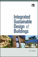 Cover image for Integrated sustainable design of buildings