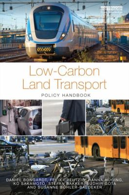Cover image for Low-carbon land transport : policy handbook