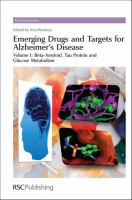 Cover image for Emerging drugs and targets for Alzheimer's disease